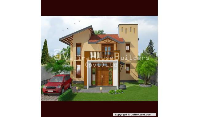 House for Sale in Rajagiriya - Rajagiriya Modern Architect designed
