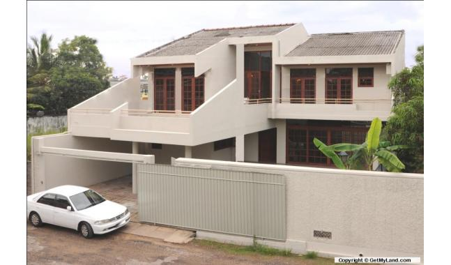 Luxury house plans with photos in sri lanka