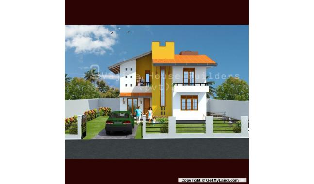 GetMyLand.com | House for Sale in Nawala - Nawala Modern Architect designed Proposed Luxury ...