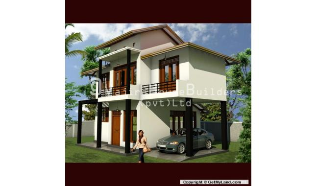 House for sale in maharagama maharagama for Vajira house designs with price