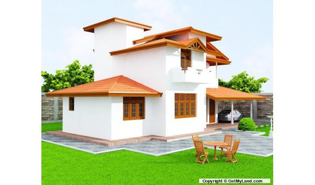 Modern home design architectural designs of houses in sri for Sri lanka modern house photos
