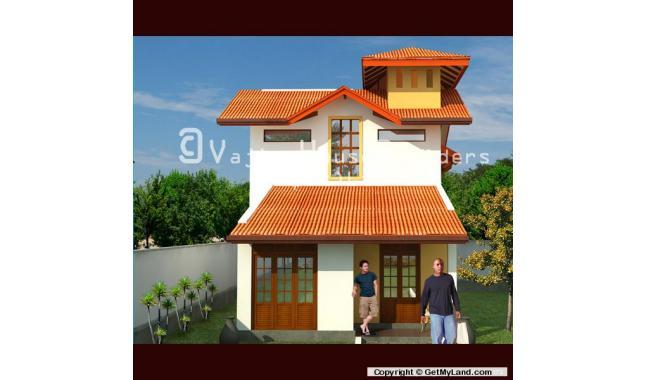 Sri Lanka Vajira House Plan